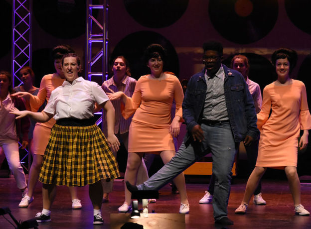 Magnificent! Greenwich High School Theater Arts Production of 'Hairspray' Exhilarates!