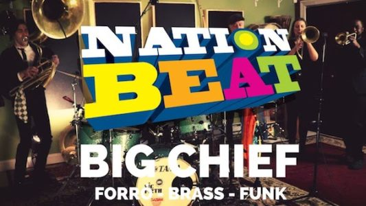FoGP Summer Sunday Concert Series at the Seaside Garden - Nation Beat!