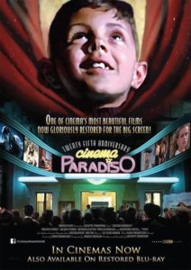 Friends Friday Film 'Cinema Paradiso' - Greenwich Library