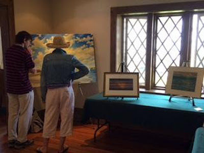Greenwich Point Art Show - Sponsored by the Friends of Greenwich Point