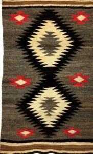 Exhibition - 'A Continuous Thread: Navajo Weaving Traditions' - Bruce Museum - Through November 25