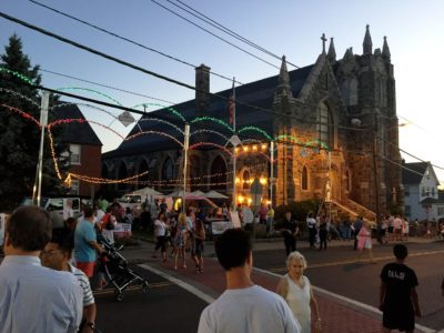St. Roch's Feast - August 8, 9, 10 and 11
