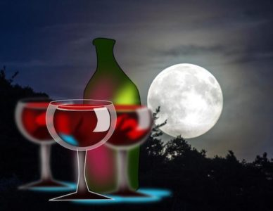 Wine and Cheese Moonlit Walk - Audubon Greenwich