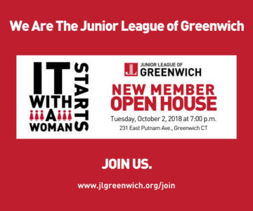Junior League of Greenwich New Member Open House