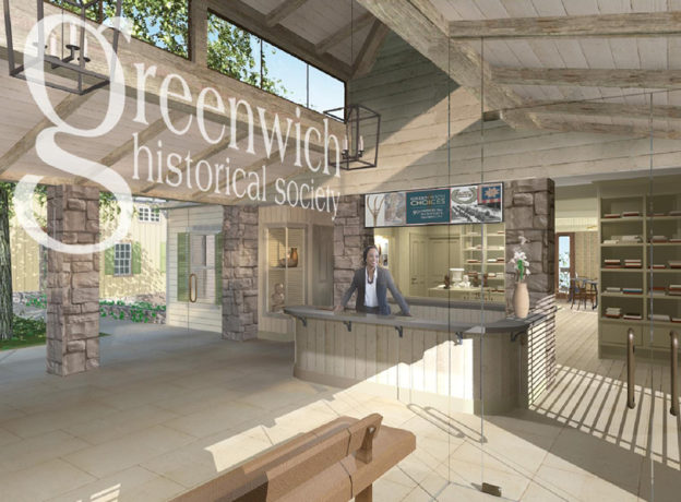 Step Back In Time at the Visionary New $12 Million Greenwich Historical Society Campus
