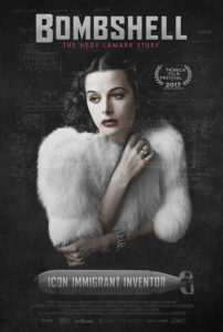 Friends Friday Film and GRT 2018: Bombshell - The Hedy Lamarr Story - Greenwich Library