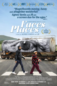 Friends Friday Film - Faces Places - Greenwich Library