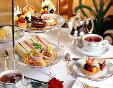 Sip and Shop Afternoon Tea - Greenwich Historical Society
