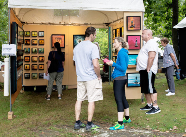 Photo Gallery: 37th Annual Bruce Museum Outdoor Arts Festival