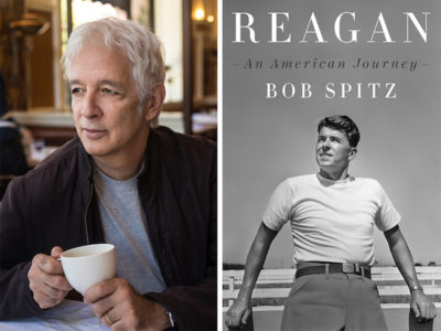 AuthorsLive: 'Reagan: An American Journey' by Bob Spitz - Greenwich Library