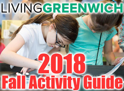 Living Greenwich 2018 Fall Activity Guide