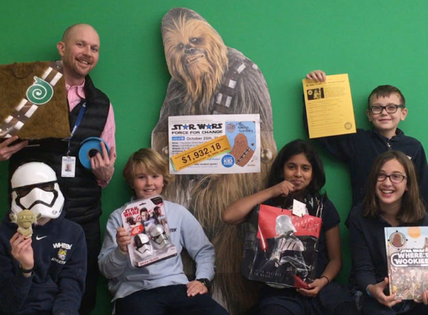 "Whitby School: 'The Rookie Wookies' Host ""Force for Change"" Event Supporting UNICEF Kid Power"