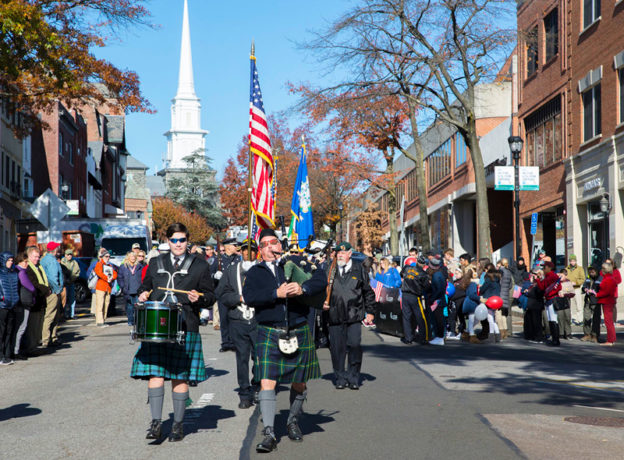 Photo Gallery: 2018 Greenwich Veteran's Day Ceremony and Community Walk