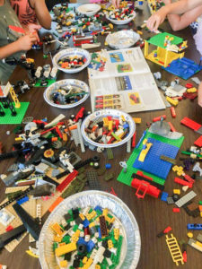 Family Fun Saturday - Legos, Games and Craft - Cos Cob Library
