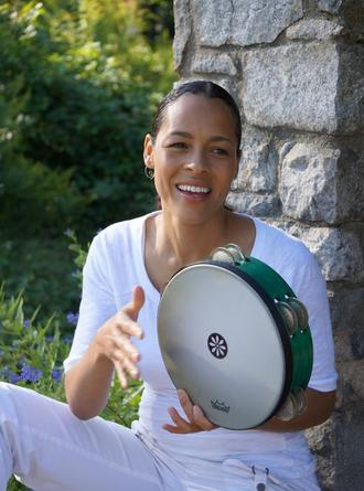 World Music with Anitra in the Greenwich Library Children's Room
