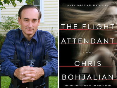 AuthorsLive - 'The Flight Attendant' by Chris Bohjalian - Greenwich Library