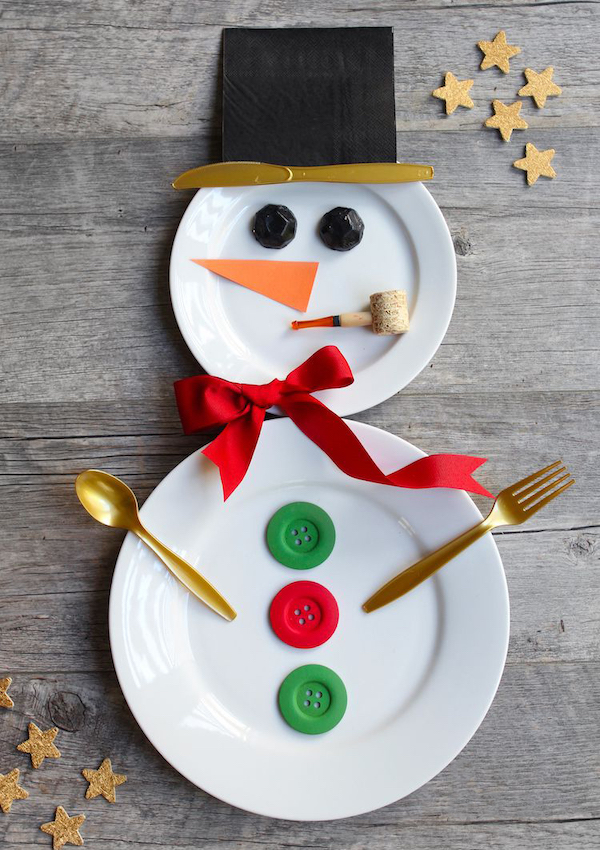 Family Craft - Make a Ceramic Snowman with Lucia - Byram Shubert Library