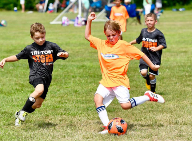 Shoreline FC - One of Greenwich's Premier Soccer Programs