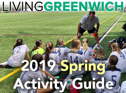 Living Greenwich Spring Activity Guide