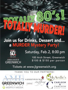 Totally 80's Murder Mystery Party