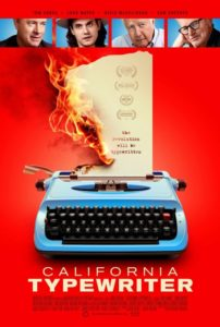 Friends Friday Film - California Typewriter - Greenwich Library