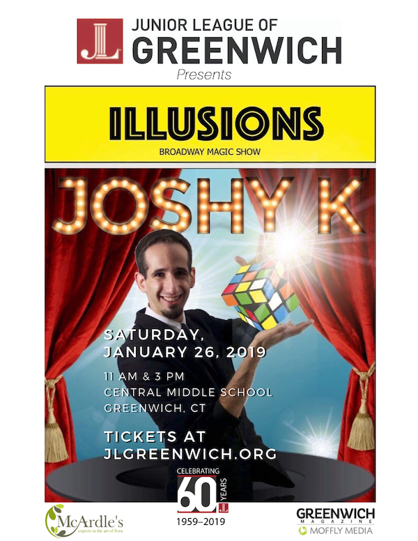 Illusions Broadway Magic Show - Sponsored by Junior League