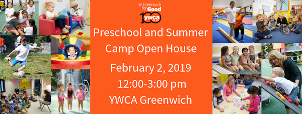 YWCA Greenwich Preschool and Summer Camp Open House