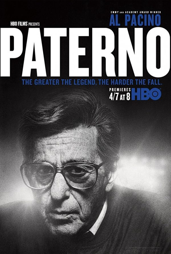 Friends Friday Film - Paterno - Greenwich Library