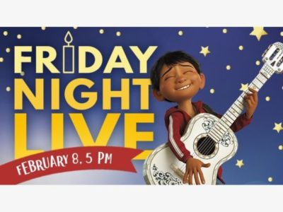 Friday Night Live - Chabad of Greenwich