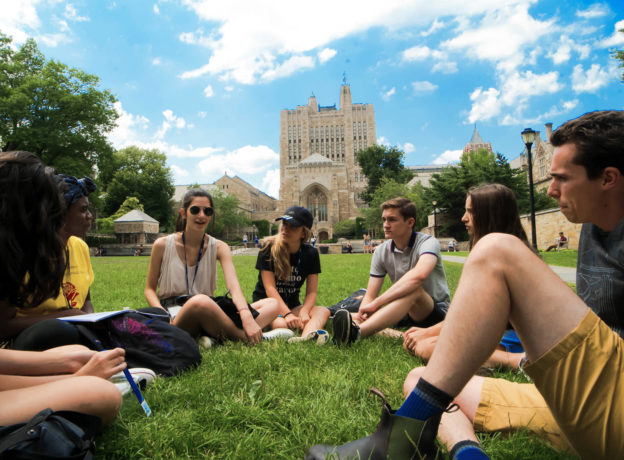 Yale Summer Academy | offered by Julian Krinsky Camps & Programs