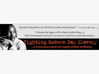 Fighting Modern Day Slavery - YWCA Greenwich
