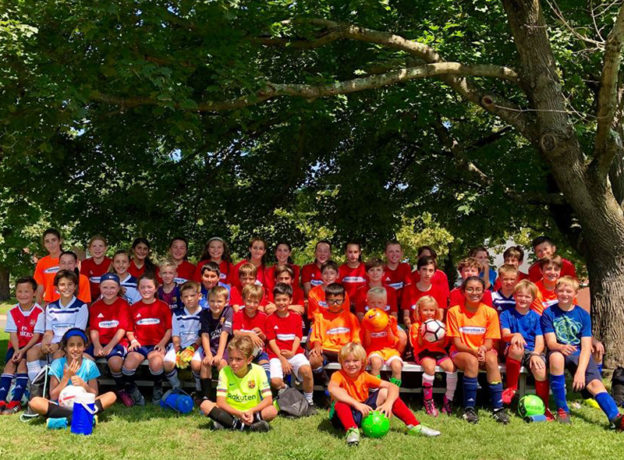 Shoreline FC Soccer Club | Greenwich Summer Day Camps - New + Revamped for 2019