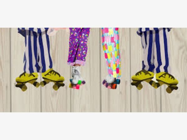 Greenwich Roller Skating Host's 'PAJAMA NIGHT!'