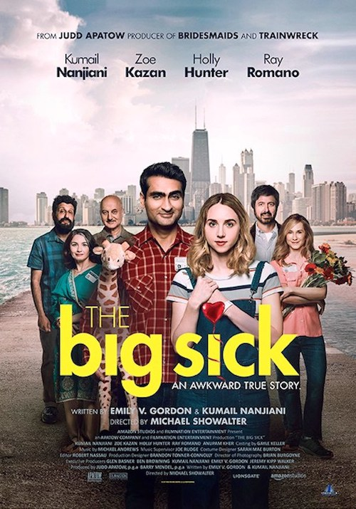 Friends Friday Film - The Big Sick - Greenwich Library