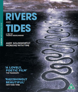 Friends Friday Film - 'Rivers and Tides' - Greenwich Library (Note New Start Time)