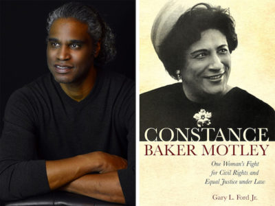 Lecture - How One Woman - Constance Baker Motley - Changed the Course of History - In Honor of Women's History Month - Greenwich Library
