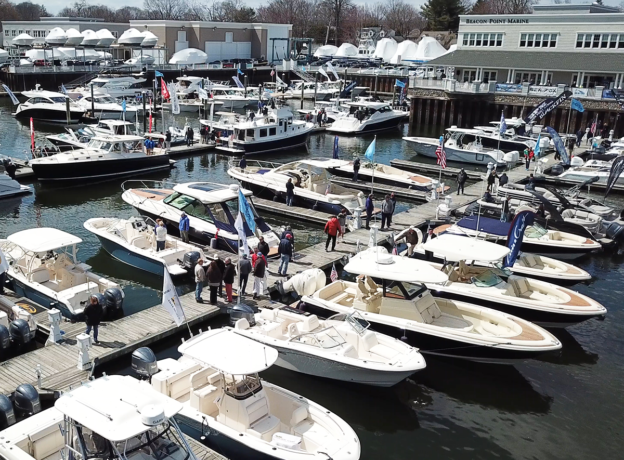 SAVE THE DATE: Experience Life on the Water | 11th Annual Greenwich Boat Show on April 6+7, 2019