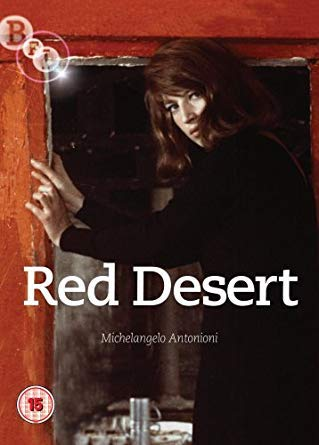 Friends Friday Film - Red Desert