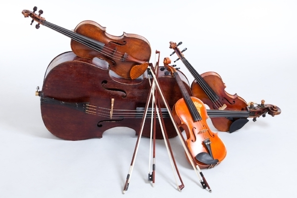 'Spring Strings' - The Chamber Players of the Greenwich Symphony - March 17 and 18