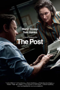 Friends Friday Film - The Post - Greenwich Library