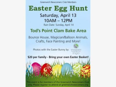 Easter Egg Hunt - Greenwich Point