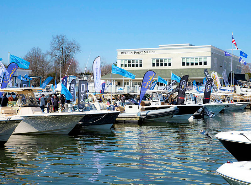 Photo Gallery: Greenwich Boat Show 2019