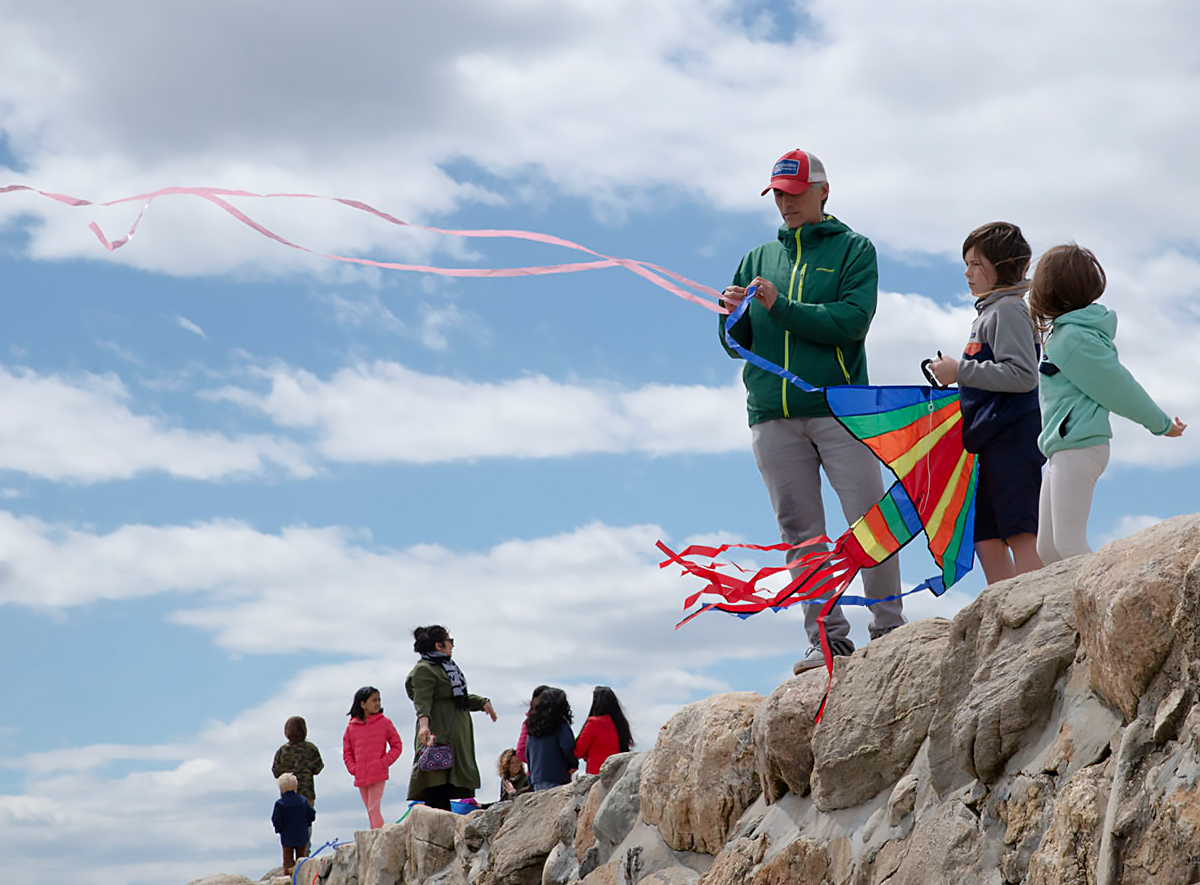 Photo Gallery: 2019 Kite Flying Festival at Greenwich Point Park Beach