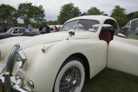 24th Annual Concours d'Elegance - June 1st and 2nd - Roger Sherman Baldwin Park