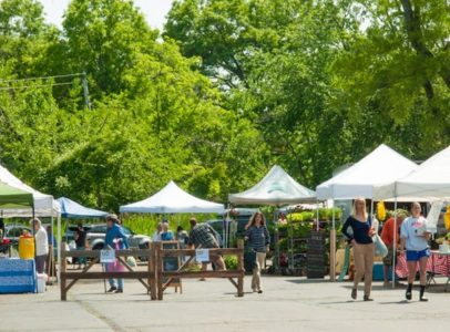 Old Greenwich Farmers Market - Every Wednesday