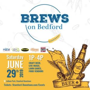 Brews on Bedford - Downtown Stamford's Latham Park