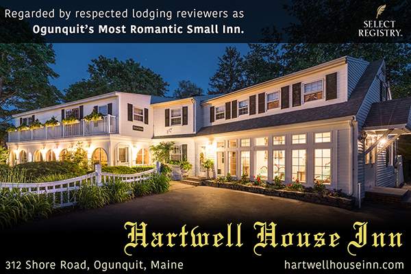 CONTEST: Maine Getaway - Win a 2 Night Stay at The Hartwell House