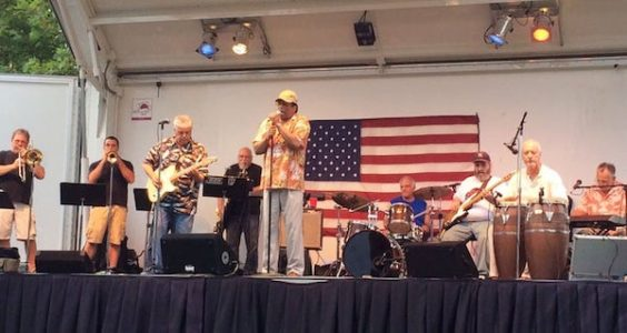 Wednesday Night Concert Series - Billy and the Showmen - Roger Sherman Baldwin Park
