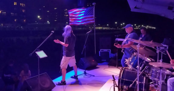 Wednesday Night Concert Series - The LP's - Best of the 70's and 80's - Roger Sherman Baldwin Park