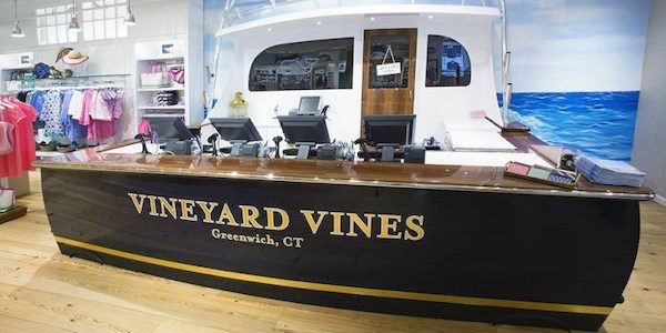 Vineyard Vines Shopping Day to Support Greenwich Land Trust